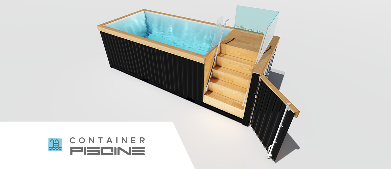 piscine en container mo48 humatraffin. Black Bedroom Furniture Sets. Home Design Ideas