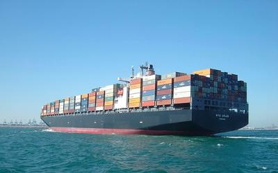 La folle histoire du conteneur maritime