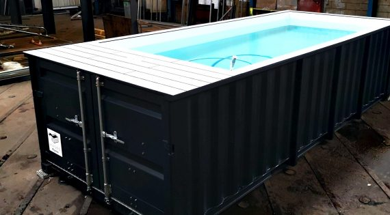 PROJET 2018 : LE CONTAINER PISCINE